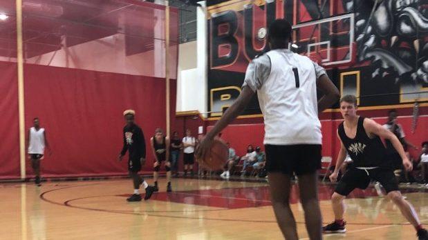 Gametime non-profit hosts summer basketball