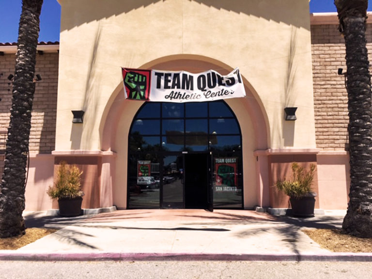 Boxing and Sportsmanship Go Hand-in-Hand at Team Quest