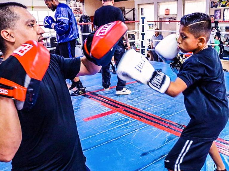 Herrera Boys Taking Over The Boxing Scene