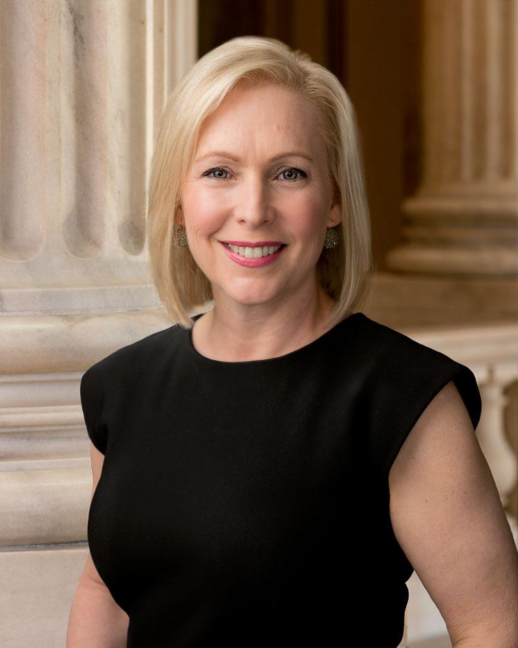 Sen. Gillibrand says she's ending 2020 presidential bid