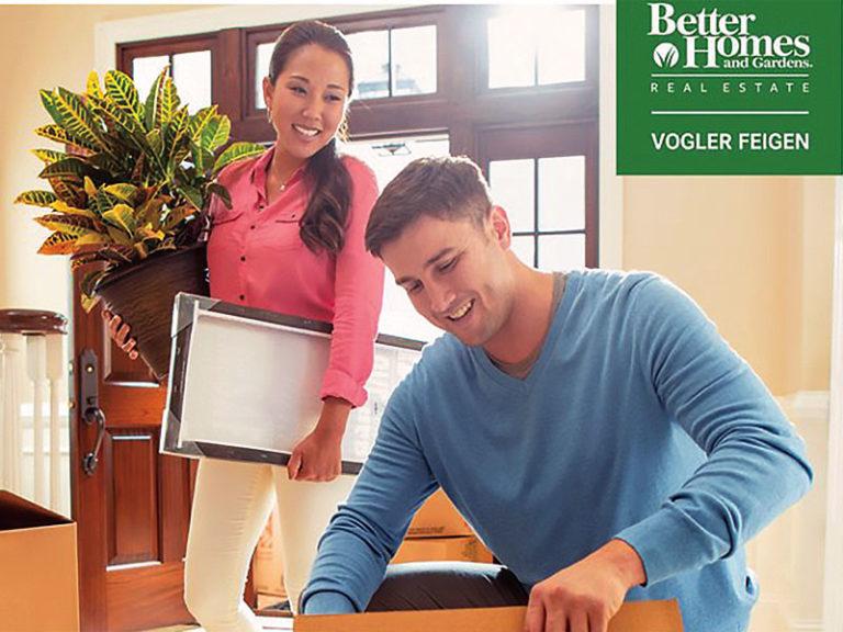 Growing market leader Vogler Feigen realty joins Better Homes and Gardens Real Estate