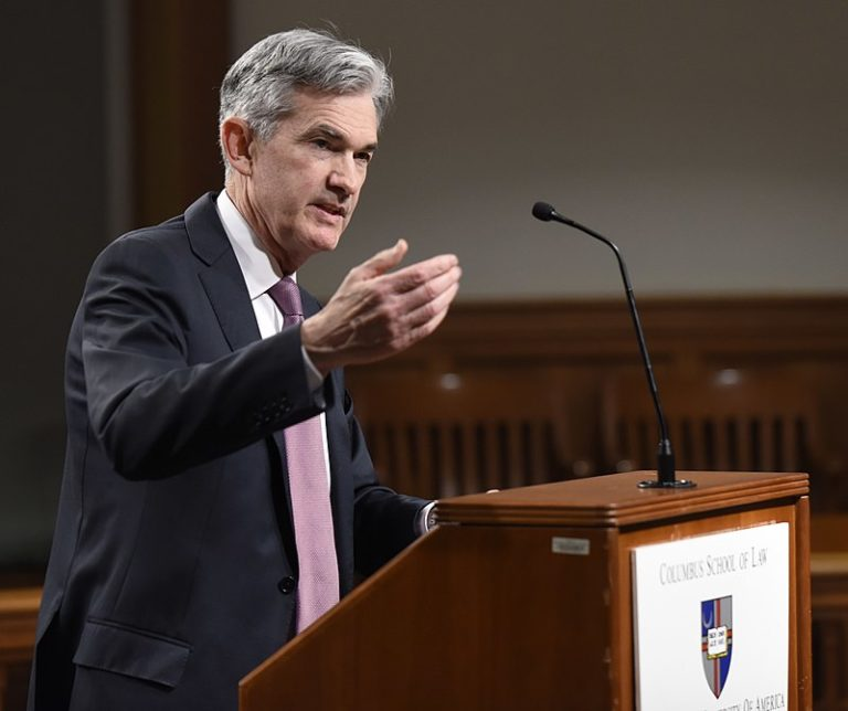 Fed foresees a potential rate hike as soon as next year