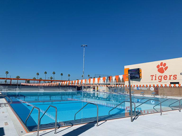 Soboba Aquatics Center dedication