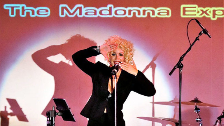 Tribute to Madonna brings high energy performance to HHT