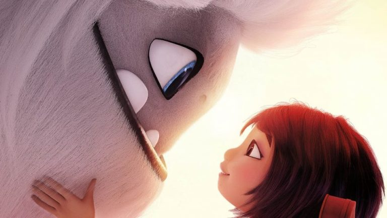 Abominable: an adorable fairy tale about a girl and her magic yeti