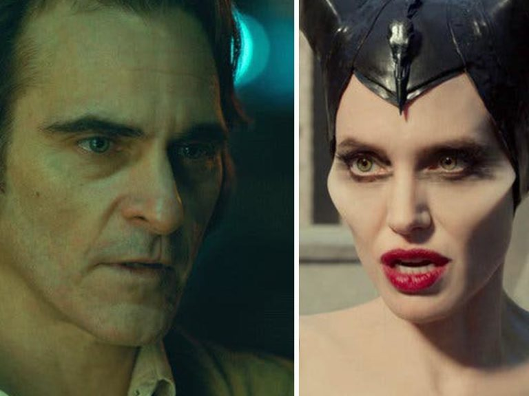 Joker and Maleficent Tussle for Box Office Lead