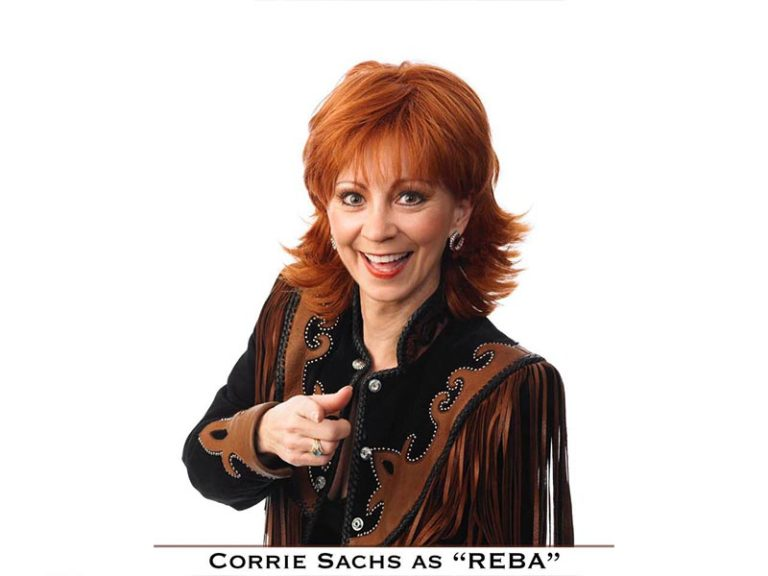 REBA TRIBUTE IS NEXT UP ON THE HHT LINEUP