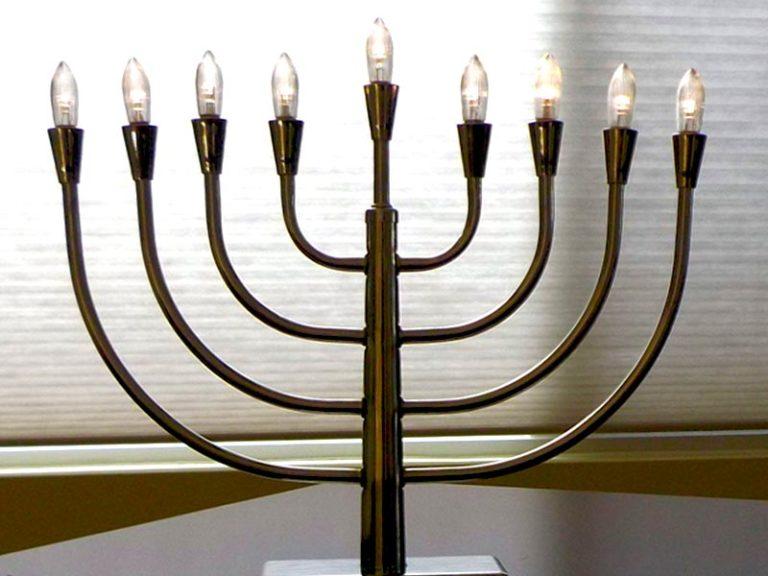 Hanukkah Celebration at Temple Beth Am in San Jacinto on Friday, December 27, at 7 pm.