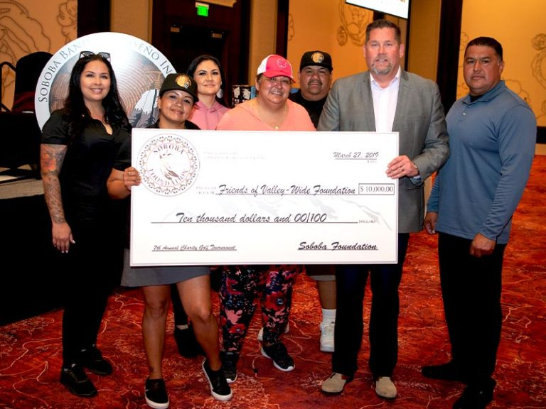 SOBOBA TEES OFF FOR CHARITIES