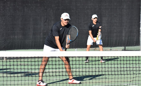 Men's Tennis Bounces Back With Win Over Victor Valley