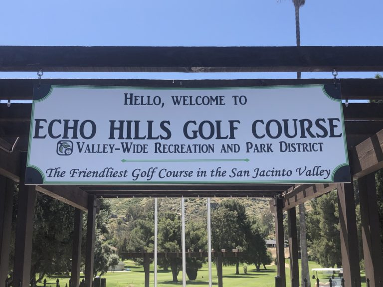 Echo Hills Golf Course has reopened