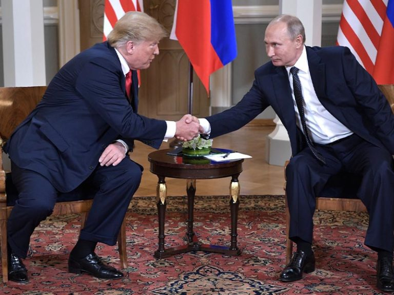 US: Putin approved operations to help Trump against Biden