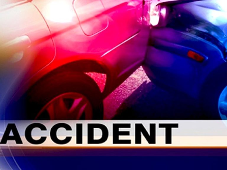 Driver Left Injured, Trapped in Two-Car MoVal Collision