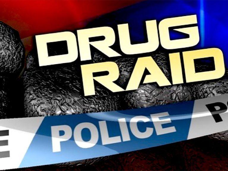 Illegal Marijuana Processing Operation Search Warrant