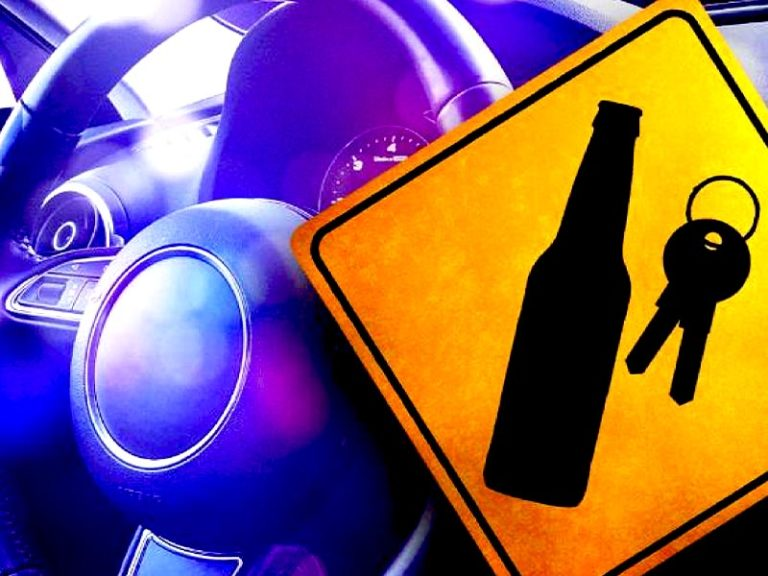 Driving Under The Influence (DUI) and Driver License Checkpoint
