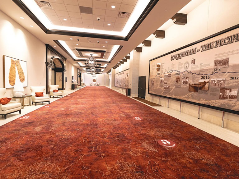 SOBOBA CASINO RESORT TO REOPEN EVENT CENTER