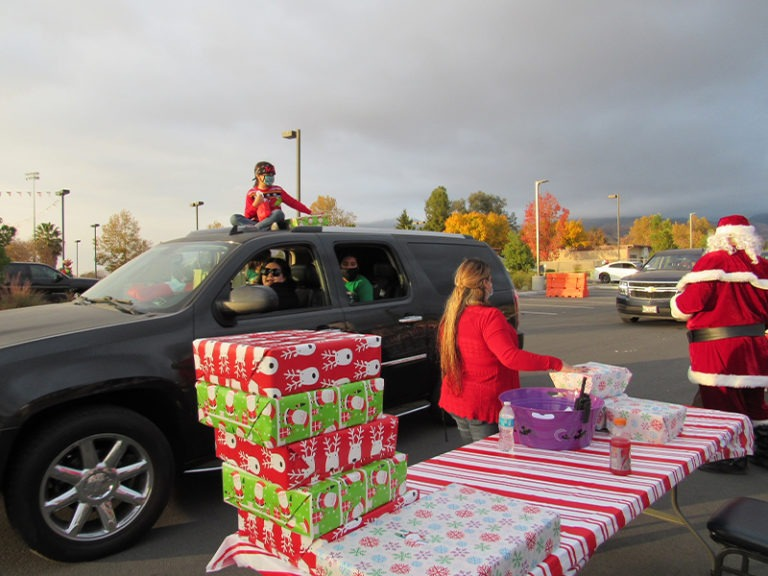 SOBOBA CELEBRATES CHRISTMAS WITH LIGHTS AND LAUGHTER