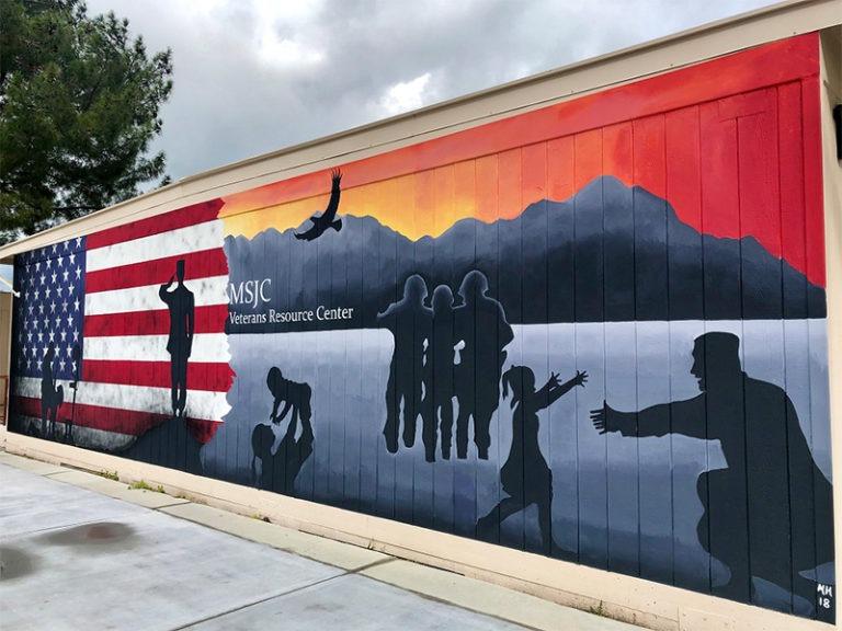 Mt. San Jacinto College Earns 'Military Friendly Spouse School' Designation
