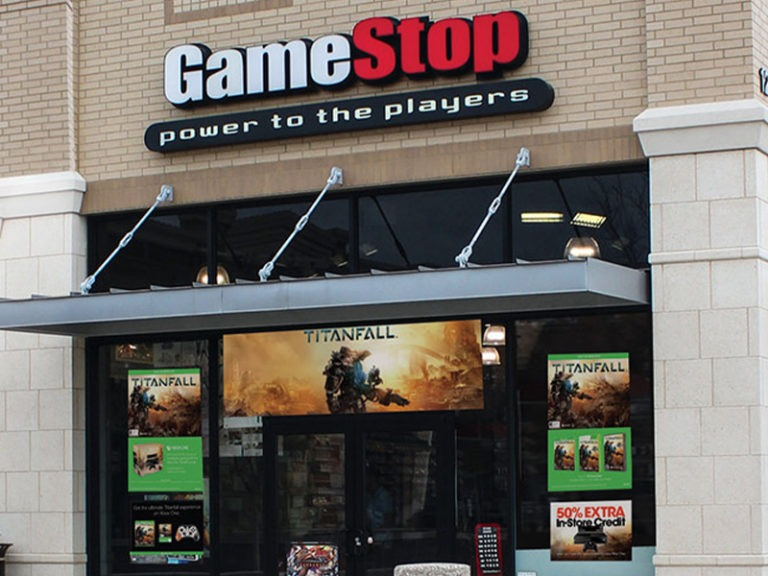 Meme fav GameStop eyes digital shift and stock flies again