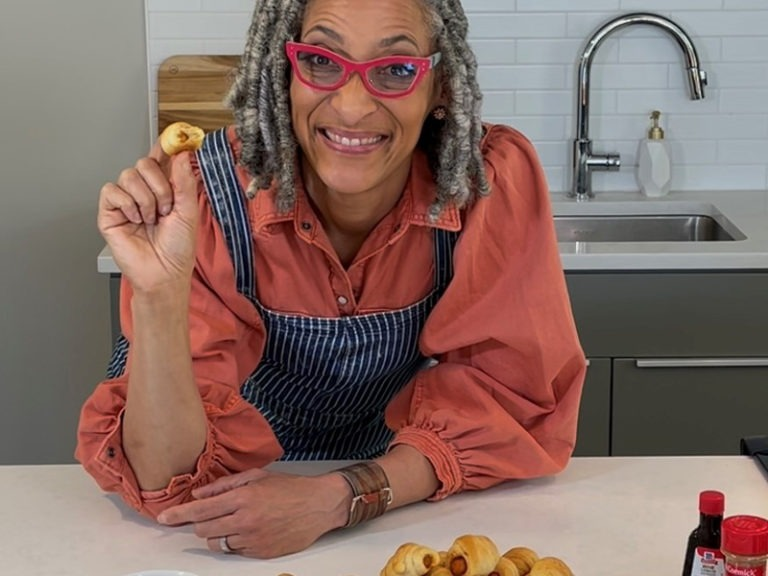 Carla Hall Shares Fun and Tasty Carrot Recipes Perfect for Spring