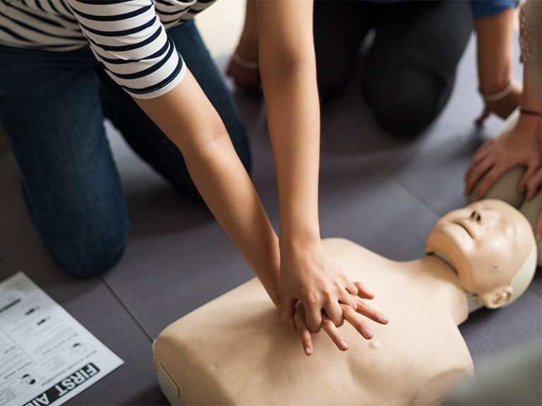 Learn CPR to help save a life