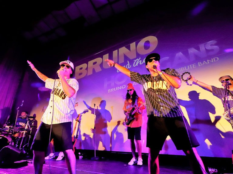 """HHT """"TRIBUTE MANIA"""" RETURNS WITH TRIBUTE TO BRUNO MARS"""