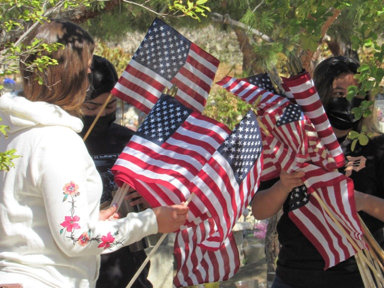 Soboba Veterans Remembered on Memorial Day