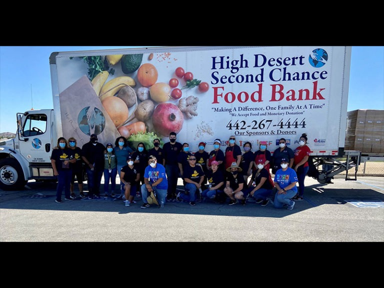 IEHP and Victor Valley College Continue Food Distribution in the High Desert