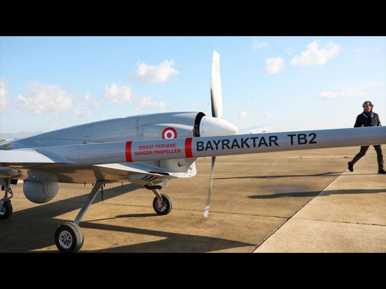 Turkish drones in Cyprus endanger commercial flights