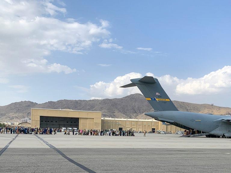 More than 30 California children still stuck in Afghanistan