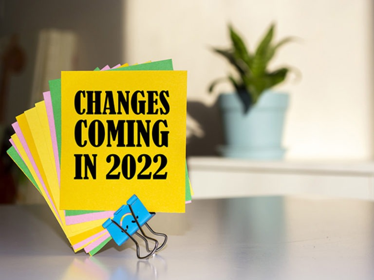 New 2022 California Employment Laws