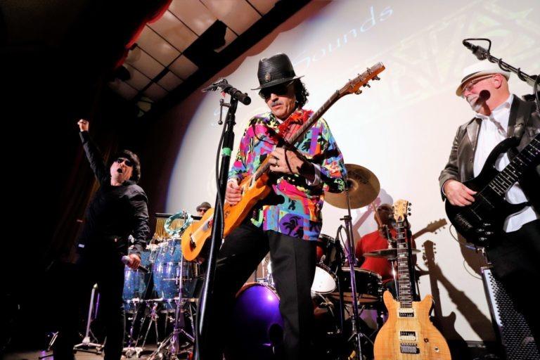 Tribute to Santana Returns to Historic Hemet Theatre