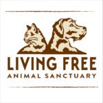 Living Free Animal Sanctuary logo