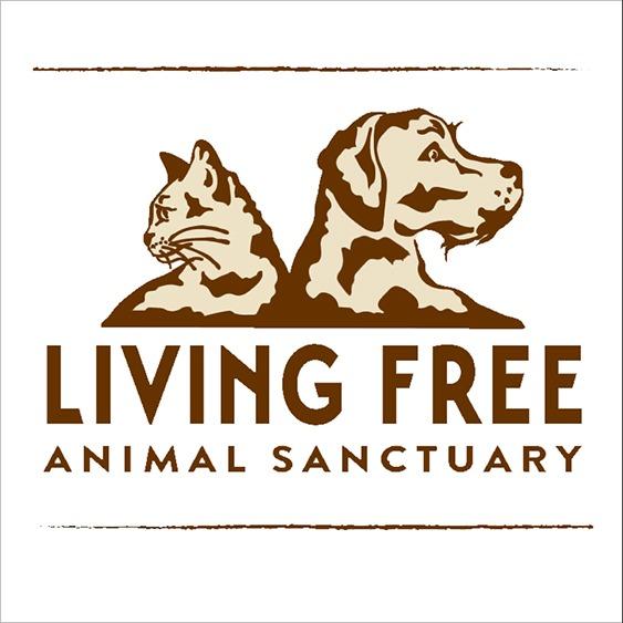 Living Free Animal Sanctuary logo