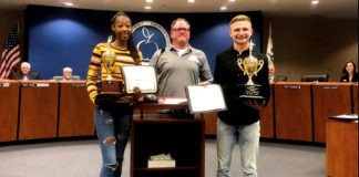 Middle School Athlete of the Year Awards