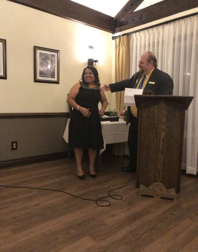 San Jacinto Chamber of Commerce Installs New Officers