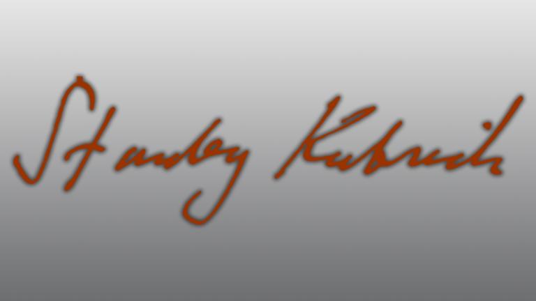 Let's talk about Kubrick