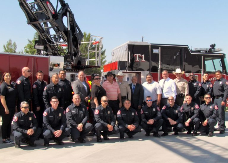 Soboba  Fire Station One Opens