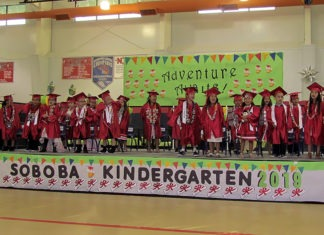 Soboba Preschool Promotes Students