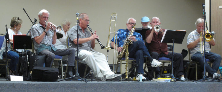 Lakeside Dixieland and Swing Jazz Club August 4, 2019