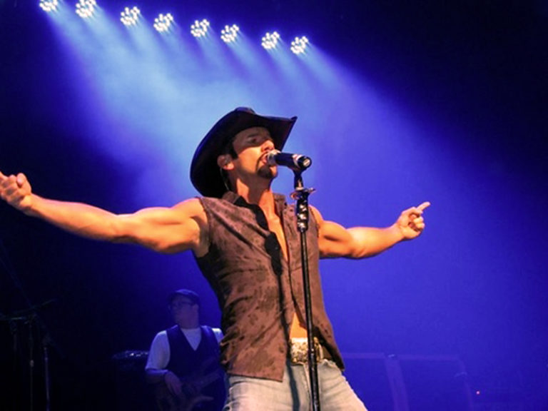 TIM McGRAW TRIBUTE COMING TO HHT