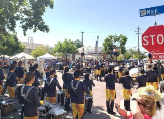 San Jacinto Hosts July 4th Parade and Festival