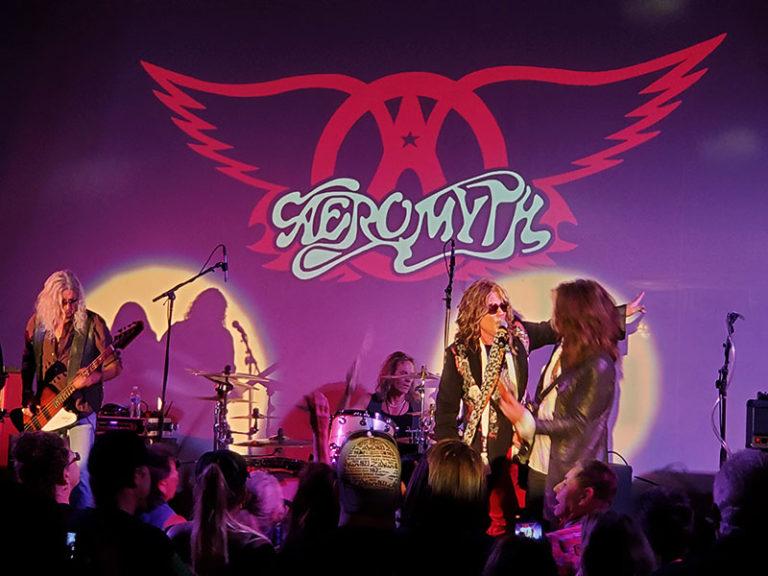Aeromyth was a great success