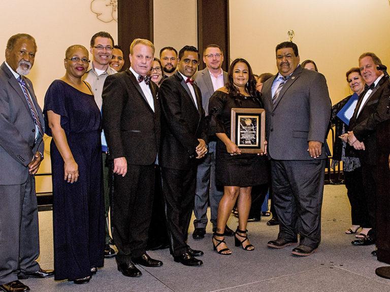 Soboba receives highest honor