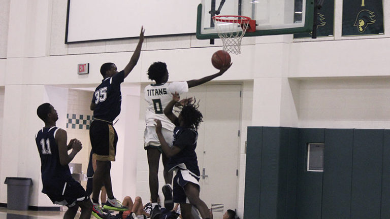 Non-Profit Summer Basketball Tournament