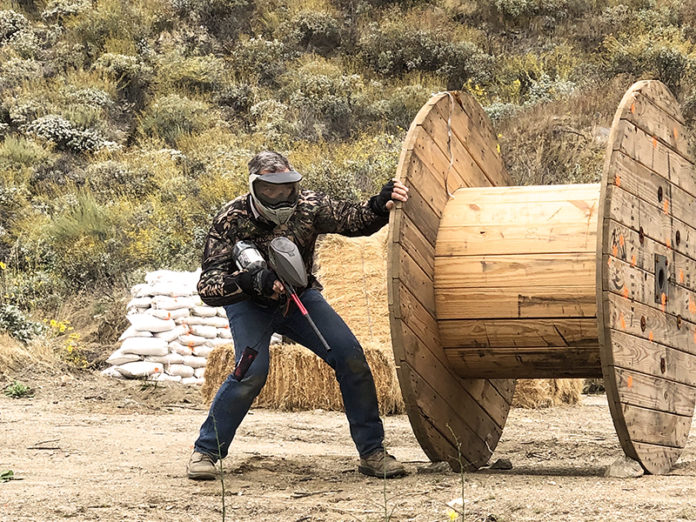 Paintball Park headed to the San Jacinto Valley
