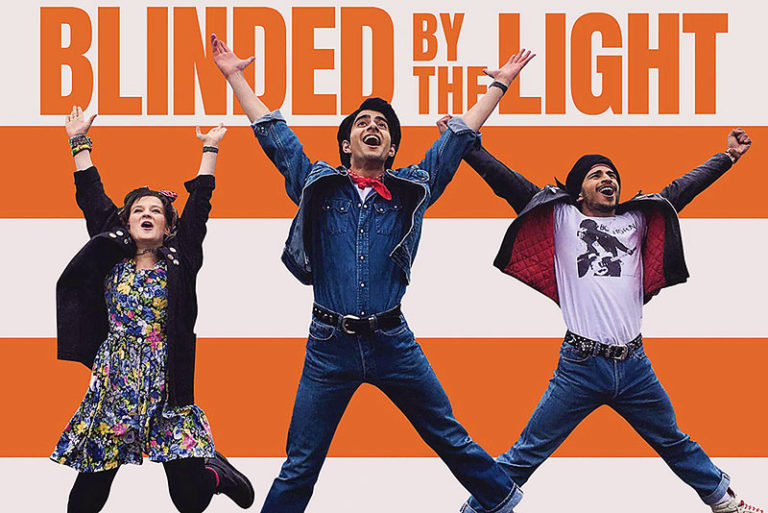 Review: In 'Blinded by the Light,' growing up with the Boss