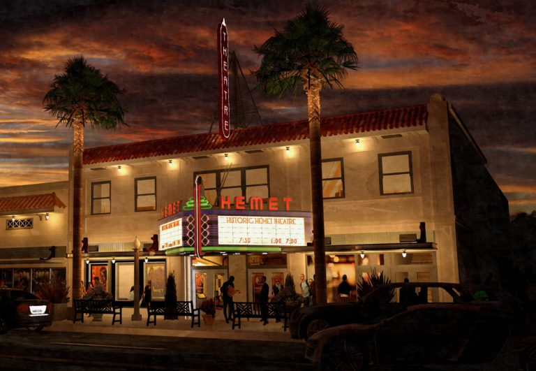 Bringing the past to life at The Historic Hemet Theatre