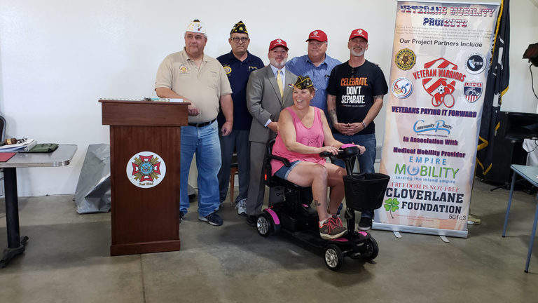 Veterans Mobility Project
