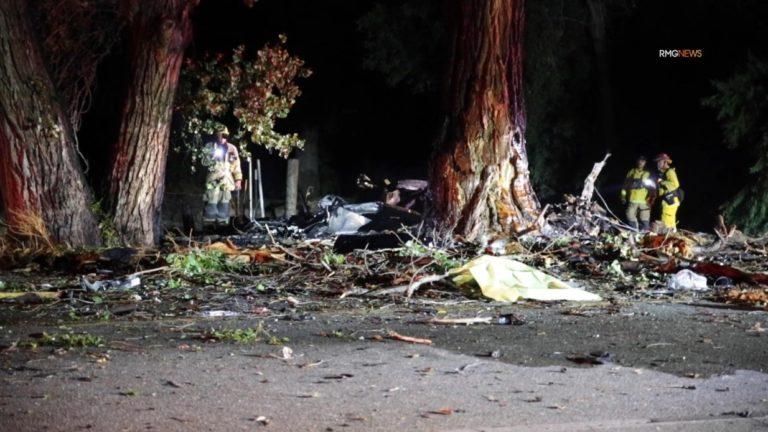 SJ man, 46, ejected & killed in fiery, 100 mph wreck